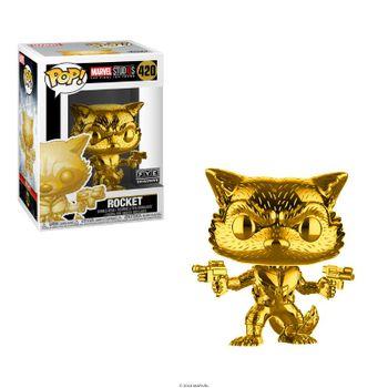 image de Rocket (Vol. 2) (Gold Chrome)