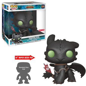 image de Toothless (10-Inch)