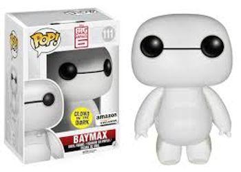 image de Baymax (Glow in the Dark)