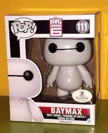 image de Baymax (Disney Animation Studios)