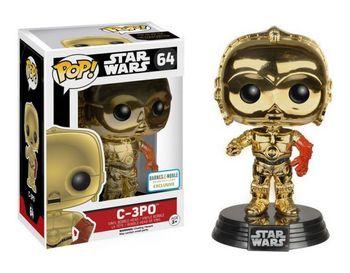 image de C-3PO (The Force Awakens) (Chrome Metallic)