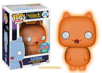 image de Catbug (Orange - Glow in the Dark)