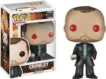 image de Crowley (Red Eyes)