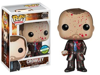 image de Crowley (Bloody) (Metallic)
