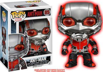 image de Ant-Man (Glow, Bobble-Head) [Hot Topic]