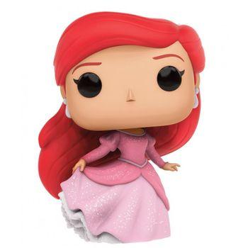 image de Ariel (Dancing) (Glitter) (Non-Translucent)