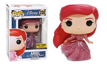 image de Ariel (Dancing) (Translucent) (Glitter)