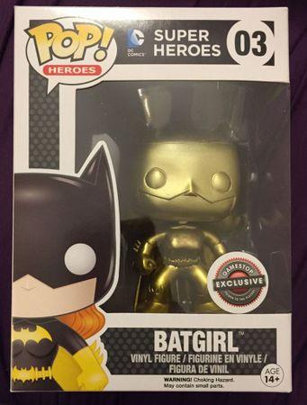 image de Batgirl (Gold)