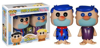 image de Fred And Barney (Blue Hair) (2-Pack)