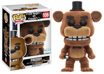 image de Freddy (Flocked)