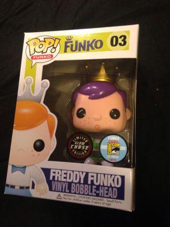 image de Buzz Lightyear (Glow in the Dark) (Freddy Funko)