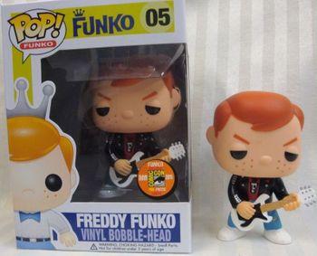 image de Joey Ramone (Freddy Funko)