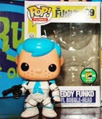 image de Clone Trooper (Blue Hair) (Freddy Funko)