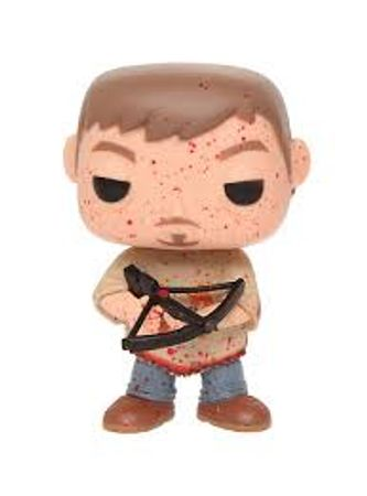 image de Daryl Dixon (Poncho) (Bloody)