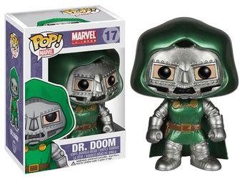 image de Dr. Doom (Metallic)