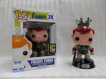 image de Boba Fett (Red Hair) (Freddy Funko)