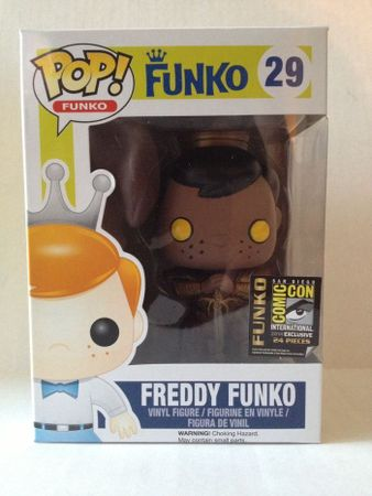 image de Heimdall (Brown Skin) (Freddy Funko)