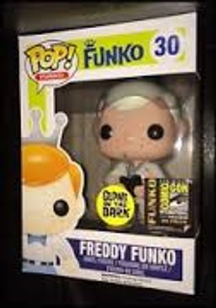 image de Dr. Emmett Brown (Glow in the Dark)
