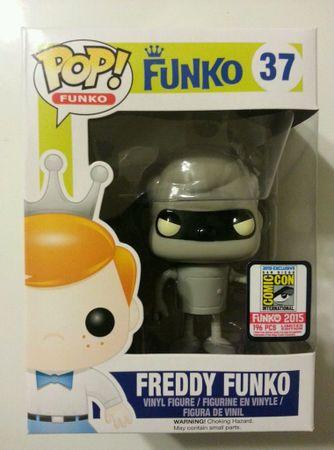 image de Bender (Freddy Funko)