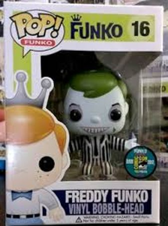 image de Beetlejuice (Freddy Funko)