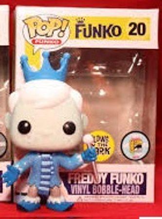 image de Snow Miser (Glow in the Dark) (Freddy Funko)