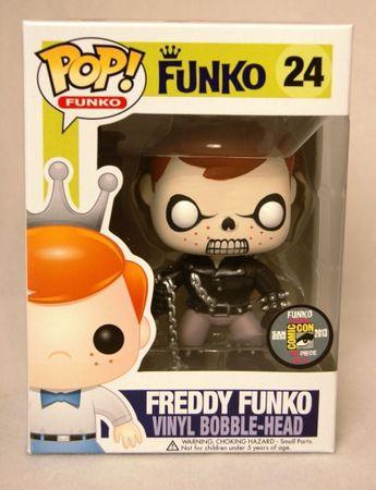 image de Ghost Rider (Freddy Funko)