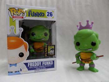 image de Donatello (Freddy Funko)
