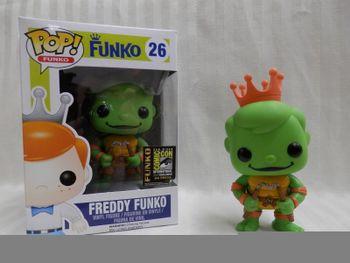 image de Michelangelo (Freddy Funko)
