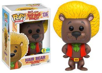 image de Hair Bear (Brown) [SDCC]