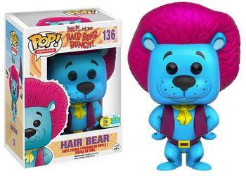 image de Hair Bear (Blue) [SDCC]