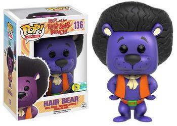 image de Hair Bear (Purple) [SDCC]