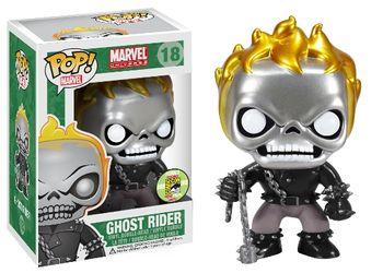 image de Ghost Rider #18 (Metallic, Bobble-Head) [2013 SDCC]