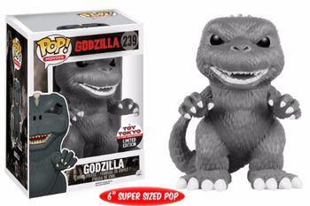 image de Godzilla (Black & White)