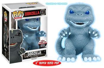 image de Godzilla (Ghost) (Glow in the Dark)