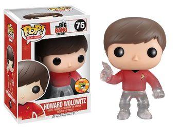 image de Howard Wolowitz (Star Trek) (Transporting)