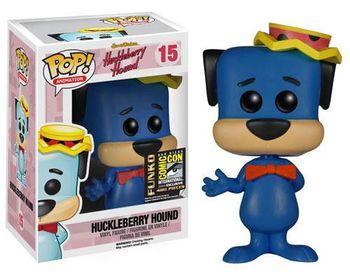 image de Huckleberry Hound (Dark Blue)