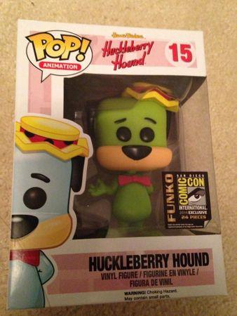 image de Huckleberry Hound (Green)