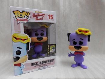 image de Huckleberry Hound (Light Purple)