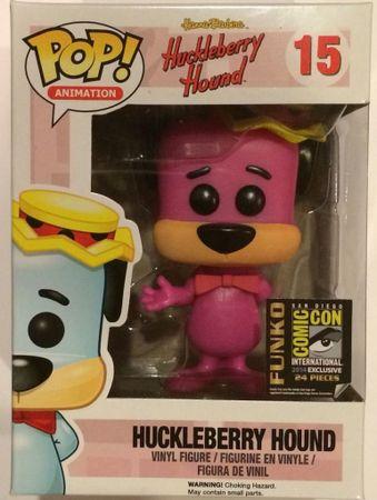image de Huckleberry Hound (Pink)