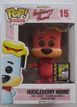 image de Huckleberry Hound (Red)