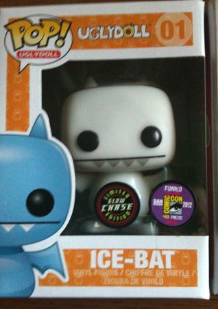 image de Ice-Bat (White Glow in the Dark)