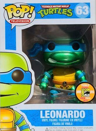 image de Leonardo #63 (Metallic) [2013 SDCC]