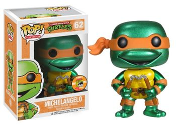 image de Michelangelo #62 (Metallic) [2013 SDCC]