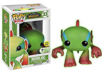 image de Murloc (Green) (Glow in the Dark)