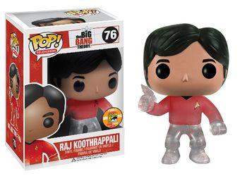 image de Raj Koothrappali (Star Trek) (Transporting)