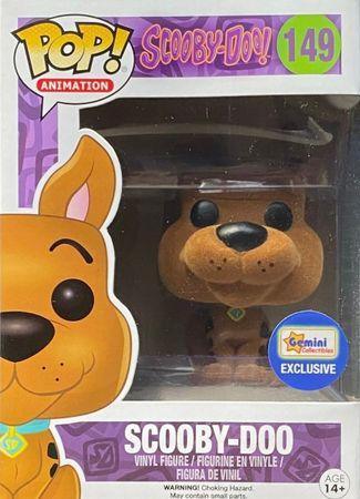 image de Scooby-Doo #149 (Flocked) [Gemini Collectibles]
