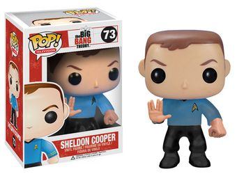 image de Sheldon Cooper #73 (Star Trek)