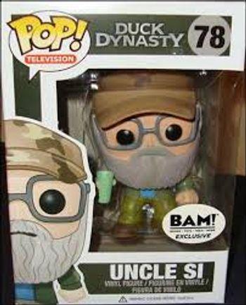 image de Uncle Si (Green Pants)