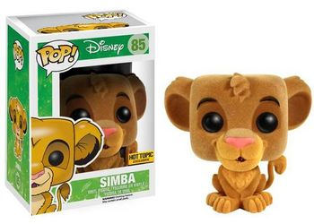 image de Simba (Flocked)