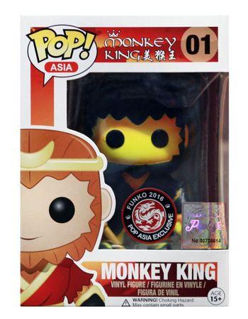 image de Monkey King (Yellow)